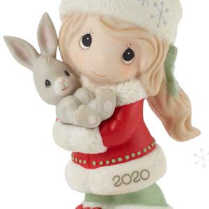 Precious Moments 2020 Dated Figurine