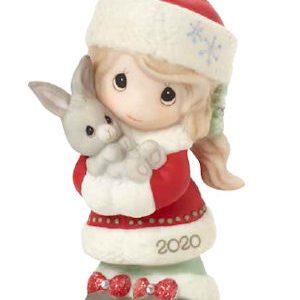 Precious Moments 2020 Christmas Ornament