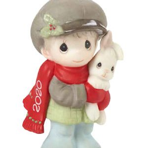 Precious Moments 2020 Christmas Ornament Boy