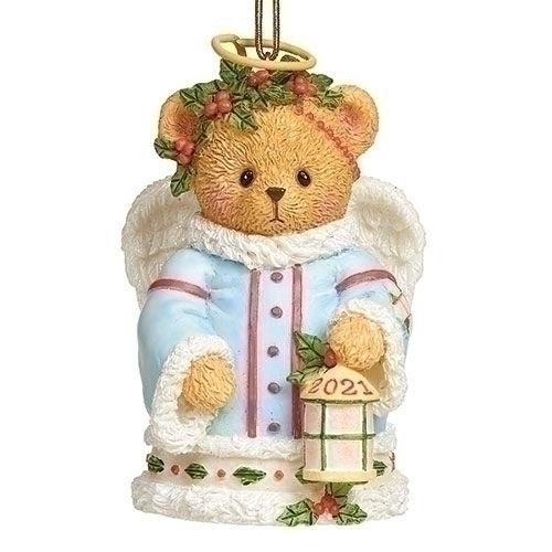 Cherished Teddies 2021 Christmas Ornament