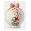 Precious Moments 2021 Christmas Ball Ornament