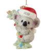 Precious Moments 2021 Koala Christmas Ornament